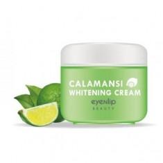 крем для лица осветляющий eyenlip calamansi whitening cream