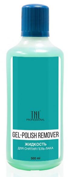 TNL PROFESSIONAL Жидкость для снятия гель-лака 500 мл