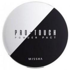 Компактная пудра для лица MISSHA Pro-Touch Powder Pact SPF25/PA++ (No.23)