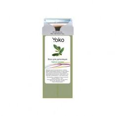 Yoko, Воск в картридже «Чайное дерево», 100 г