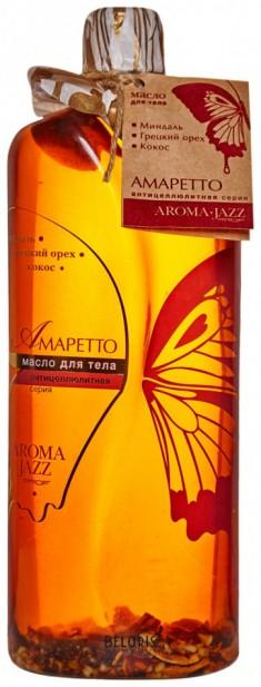 Масло для тела Aroma Jazz
