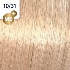 WELLA PROFESSIONALS 10/31 краска для волос, Ливорно / Koleston Perfect ME+ 60 мл
