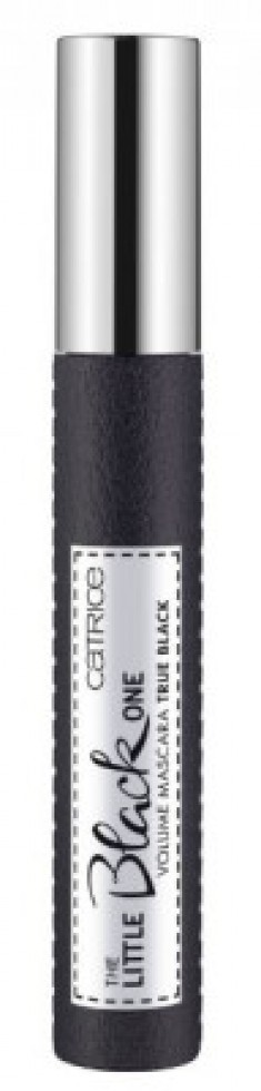 Тушь для ресниц CATRICE The Little Black One Volume Mascara True Black 010 объемная