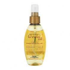 Масло-спрей для волос OGX KERATIN OIL против ломкости 118 мл