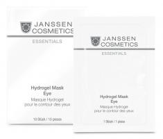 JANSSEN Патчи гидрогелевые укрепляющие для кожи вокруг глаз / Express care masks HYDROGEL MASK EYE 1 шт