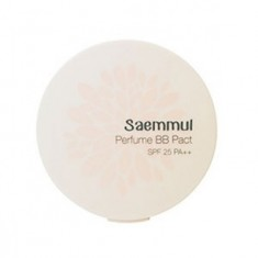 Пудра компактная ароматизированная THE SAEM Sammul Perfume BB Pact SPF25 PA++ 23. Cover Beige 20гр