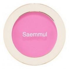 Румяна Saemmul Single Blusher PK03 Freeze Pink 5гр The Saem