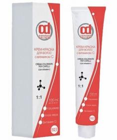 CONSTANT DELIGHT 6/16 краска с витамином С для волос, темно-русый сандре шоколадный 100 мл