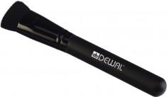 DEWAL PROFESSIONAL Кисть для контурной коррекции 17 см, длина ворса 1,5 см