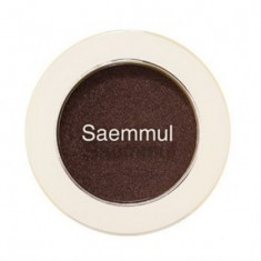 Тени для век мерцающие THE SAEM Saemmul Single Shadow(Shimmer) BR11 2гр