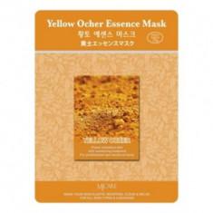 Маска тканевая охра Mijin Yellow Ocher Essence Mask 23гр