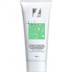 Крем-маска очищающая для жирной и смешанной кожи Контроль Beauty Style