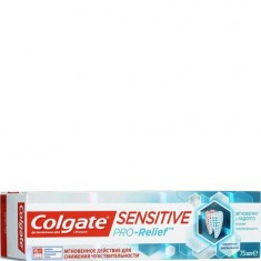 Зубная паста Sensitive Pro Relief COLGATE