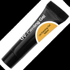 Cnd uv-painting gel yellow 5мл tube (уф гель-краска)