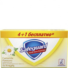 Мыло туалетное Ромашка SAFEGUARD