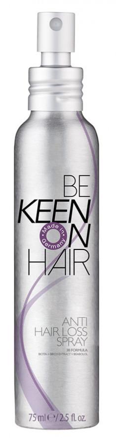 KEEN Сыворотка-спрей против выпадения волос / ANTI HAIR LOSS SPRAY 75 мл
