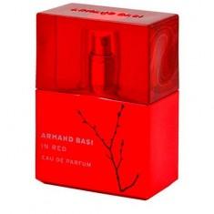 Парфюмированная вода In Red Eau De Parfum 50 мл ARMAND BASI