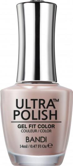 BANDI UP204 ультра-покрытие долговременное цветное для ногтей / ULTRA POLISH GEL FIT COLOR 14 мл