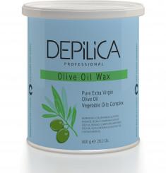 DEPILICA PROFESSIONAL Воск теплый, с маслом оливы / Olive Oil Warm Wax 800 г