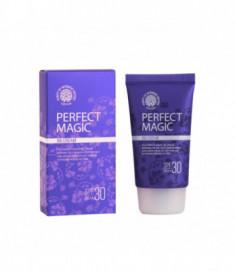 BB-крем многофункциональный Welcos Lotus Perfect Magic BB Cream 50мл