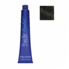 Hair Company Hair Light Crema Colorante - Стойкая крем-краска 4.01 каштановый натуральный сандрэ 100 мл Hair Company Professional