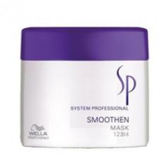 Wella SP Smoothen Mask - Маска для гладкости волос 400 мл Wella System Professional
