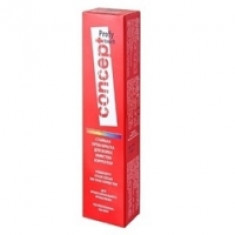 Concept Permanent Color Cream Medium Blond - Крем-краска для волос, тон 6.0 Русый, 60 мл