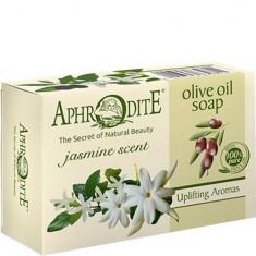 Мыло оливковое с ароматом жасмина APHRODITE