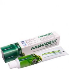 Зубная паста Ним - Бабул Aasha Herbals