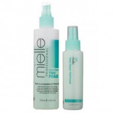 двухфазное средство для восстановления волос jps mielle hyper repair two phase