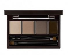 Набор для макияжа бровей THE SAEM Eco Soul Multi Brow Kit 02 Gray Brown 3,8г