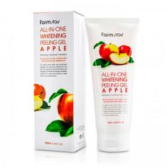 FarmStay, Гель All-in-one Whitening Apple, 180 мл