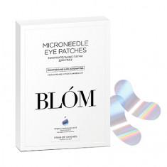 BLOM, Патчи для глаз «Увлажнение и разглаживание», 1 пара BLÓM