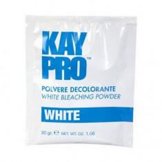 KAYPRO, Обесцвечивающий порошок, белый, 30 г
