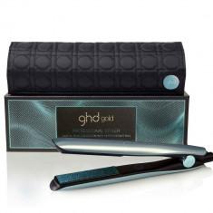 GHD Стайлер для укладки волос Gold+ в термостойкой сумке - коллекция glacial blue 99350015635