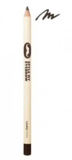 Карандаш для бровей THE FACE SHOP LM.Style My Eyebrow 02 Black Brown (wood) 1,8г