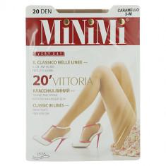 Колготки женские MINIMI VITTORIA 20 den Caramello р-р 3