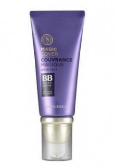 ВВ-крем с плотным покрытием THE FACE SHOP Face It Magic Cover BB Cream SPF20 №V203 Natural Beige