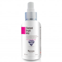 SKINDOM Спрей для сияния кожи лица / DIAMOND BRIGHT MIST 120 мл
