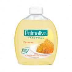 Palmolive жидкое мыло Питание Мед и увлажняющее молочко 300мл