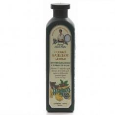 Рецепты Бабушки Агафьи Бальзам для волос Особый против выпадения и ломкости для всех типов 350мл