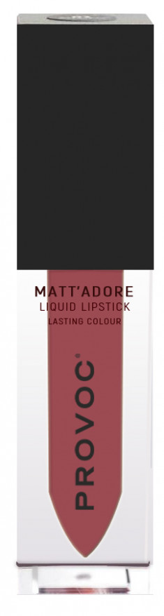 PROVOC Помада жидкая матовая для губ, 04 темно-розовый / MATTADORE Liquid Lipstick Freedom 5 г