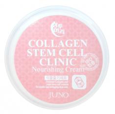 питательный крем с коллагеном juno sangtumeori stem cell clinic nourishing cream collagen
