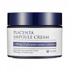 крем плацентарный mizon placenta ampoule cream