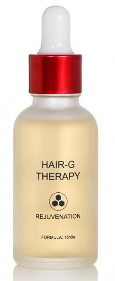 HIKARI LABORATORIES Сыворотка терапевтическая с эффектом мезотерапии против выпадения волос / HAIR-G THERAPY SERUM 30 мл