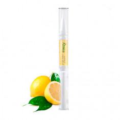 Almea, Масло Cuticle Care Stick, лимон, 3 мл