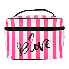 Косметичка-сундучок LADY PINK розовая MISS PINKY
