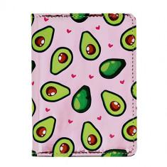 Обложка для паспорта LADY PINK Avocado