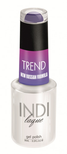 RUNAIL 5097 гель-лак для ногтей / INDI laque Trend 9 мл