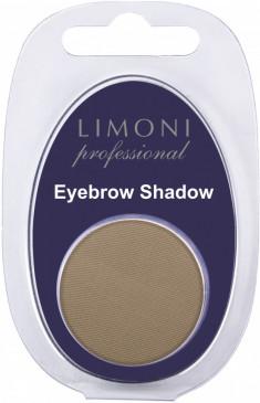 LIMONI Тени для бровей 04 / Еyebrow Shadow
